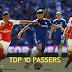 Os melhores passadores do FIFA 16