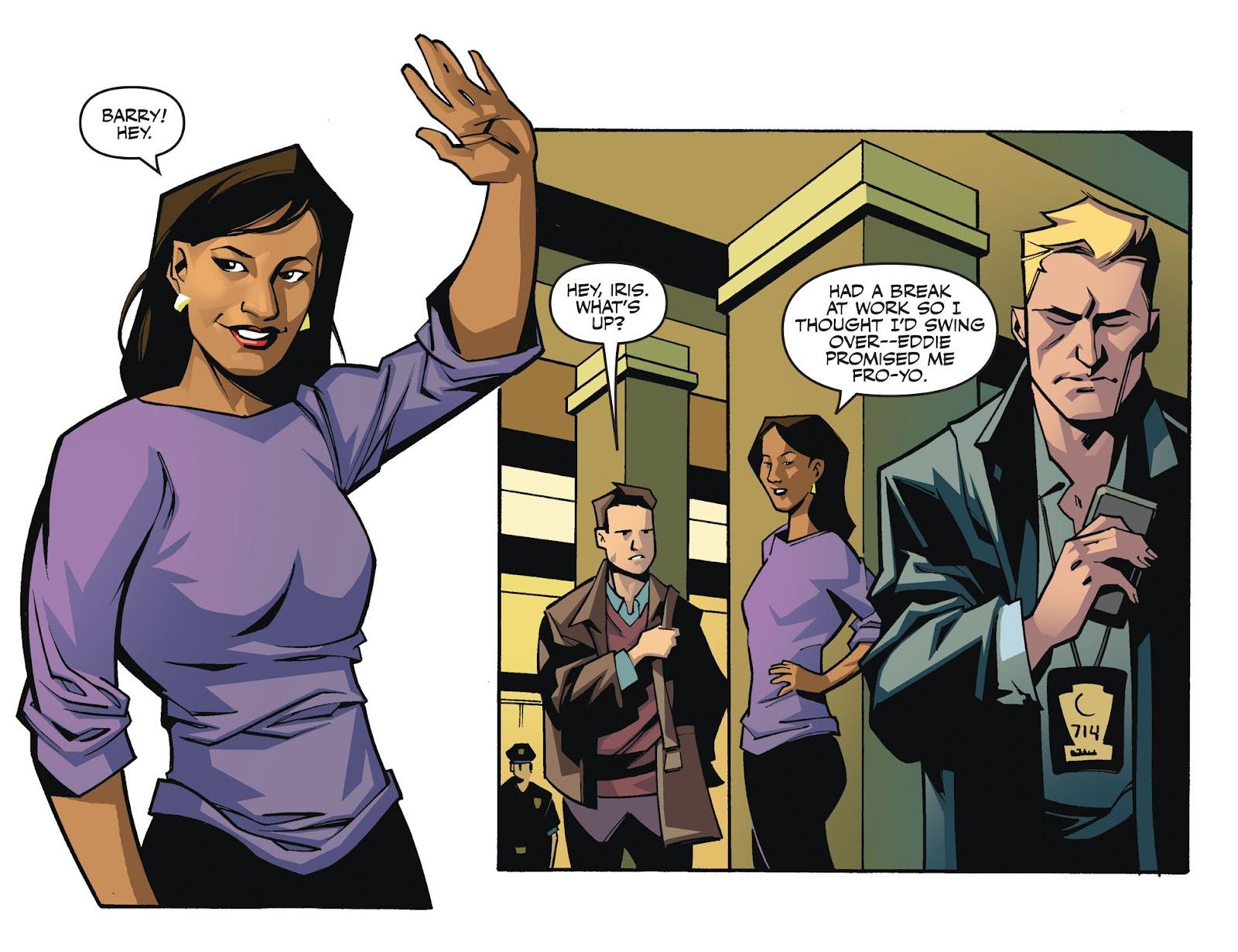The Flash: Season Zero [I] Issue #2 #2 - English 9