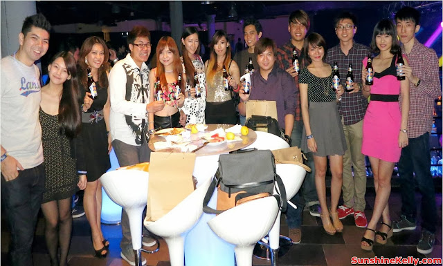 Tiger Radler, Double Refreshment, tiger beer malaysia, tiger beer, party, kl live