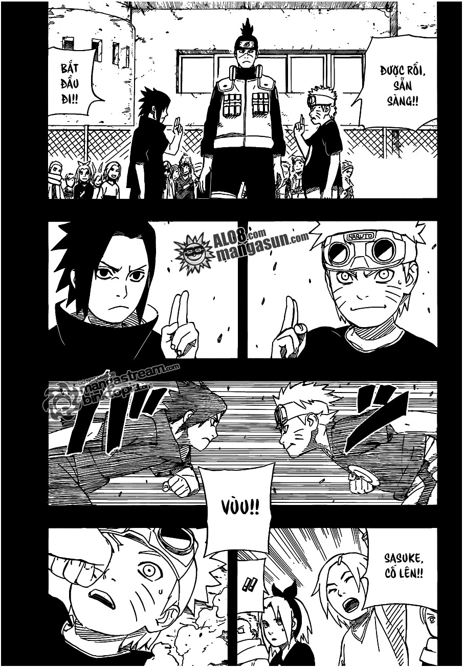 Naruto chap 538 Trang 11 - Mangak.info