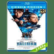 Valerian y la ciudad de los mil planetas (2017) 4K UHD Audio Dual Latino-Ingles