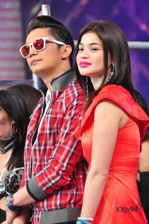 anne curtis and vhong navarro in its showtime 02