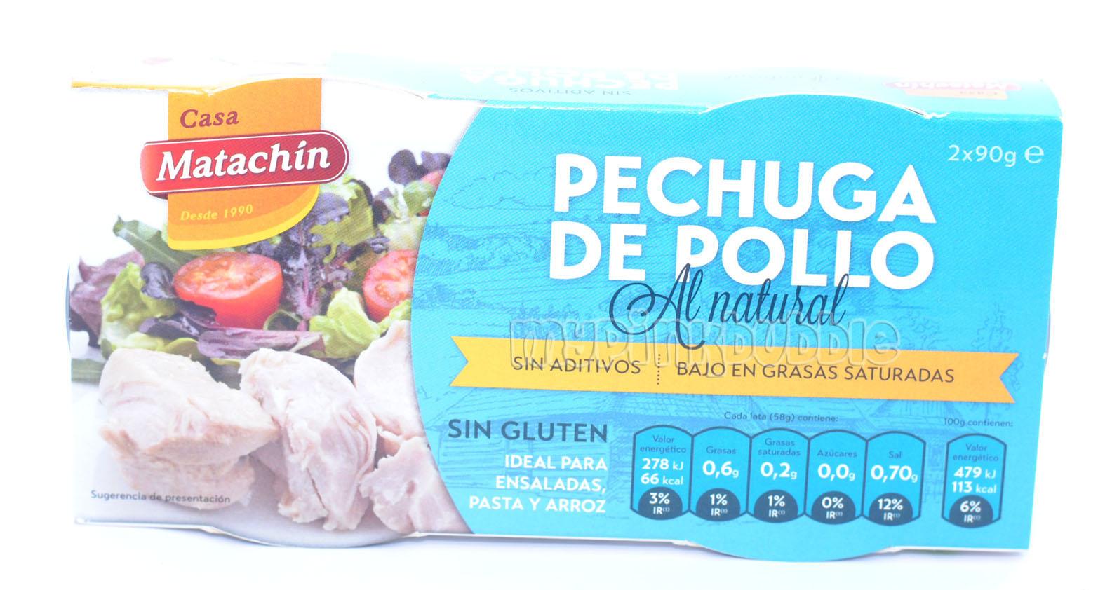 Casa Matachin pechuga pollo