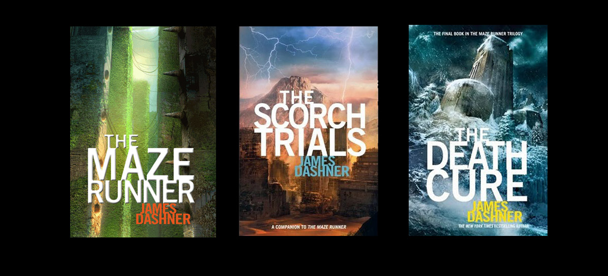 BC Book Talk: Maze Runner Trilogy by James Dashner