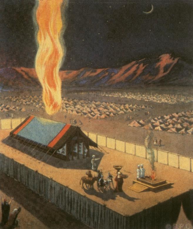 Sách Xuất Hành Chương 35-40