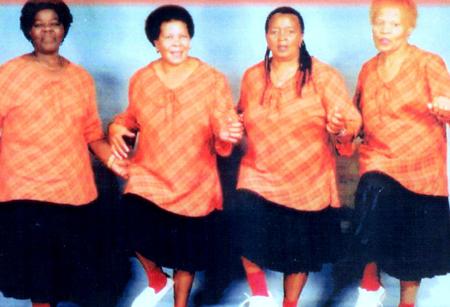 Mahotella queens in 2011