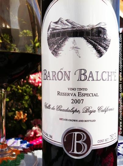 Delicioso vino mexicano bar n balch 39 reserva especial - Inmobiliaria baron y baron ...