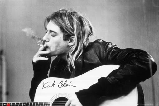 kurt cobain. Kurt Cobain, Frances Bean