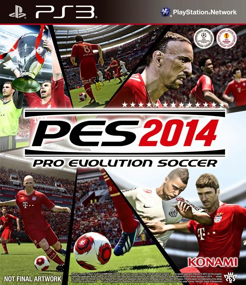 kode PES 2014