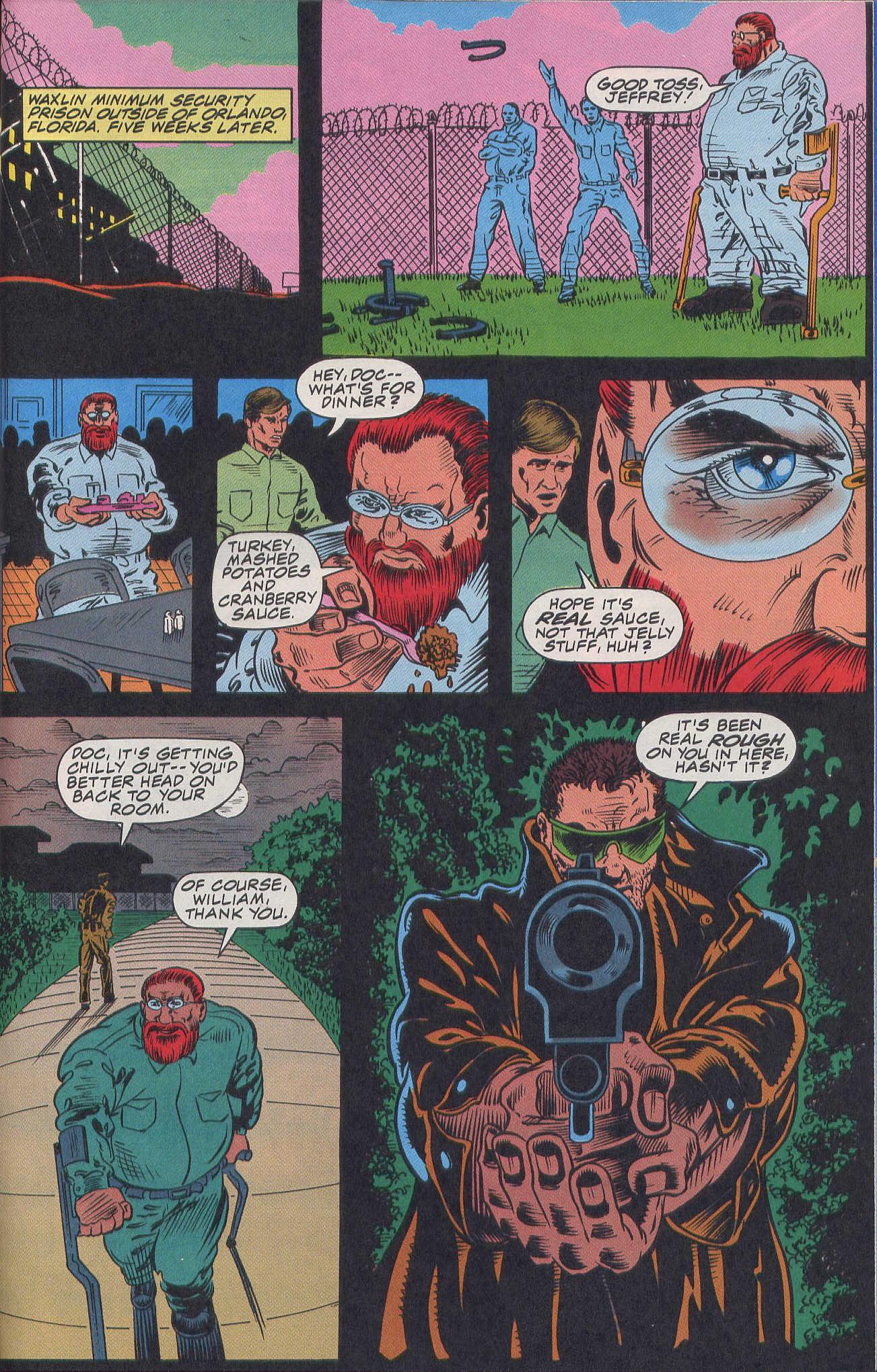 Captain America (1968) Issue #420b #370 - English 21