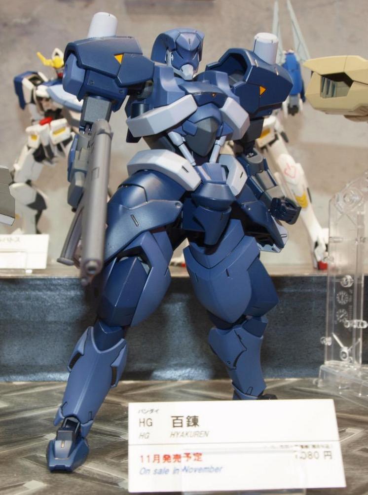 +Re:กันพลาเดือน 11/2015 HGUC 1/144 Gundam MK-II REVIVE(A.U.E.G and Titans),1/100 Gundam Barbatos,MG Gundam ORIGIN,HGBF Super Fumina,HG  Graze kai,HG MS Option Set 2,HG 1/144 HYAKURI ,HG 1/144 HYAKUREN