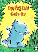 bookcover of DRAGON GETS BY by Dav Pilkey