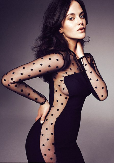 The Pot of Fashion Avenue: Jessica Brown Findlay-Sexiest ...