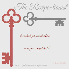 "THE RECIPE-TIONIST"" LE REGOLE"