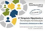 UFPE  Simpósio Hipertexto