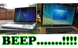 Cara Mengatasi Laptop Atau Netbook Yang Bunyi Beep