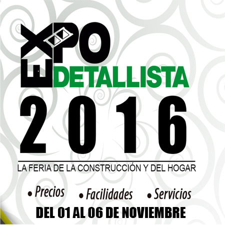 EXPO DETALLISTA 2016