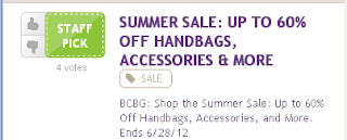 BCBG: Shop the Summer Sale: Up to 60% Off Handbags, Accessories,