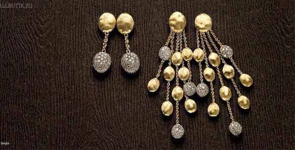 Latest Handmade Gold Jewelry Collection 2012