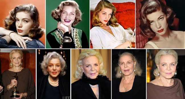 Lauren Bacall icon of Hollywood's Golden Age Dead at 89 After Suffering Stroke