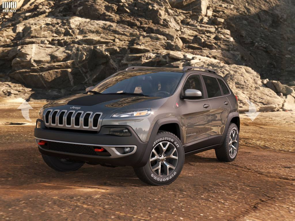 Jeep Introduces Off Road Friendlier Grand Cherokee
