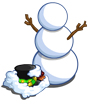 FarmVille Magic Snowman Stage 1 - FvLegends.Com