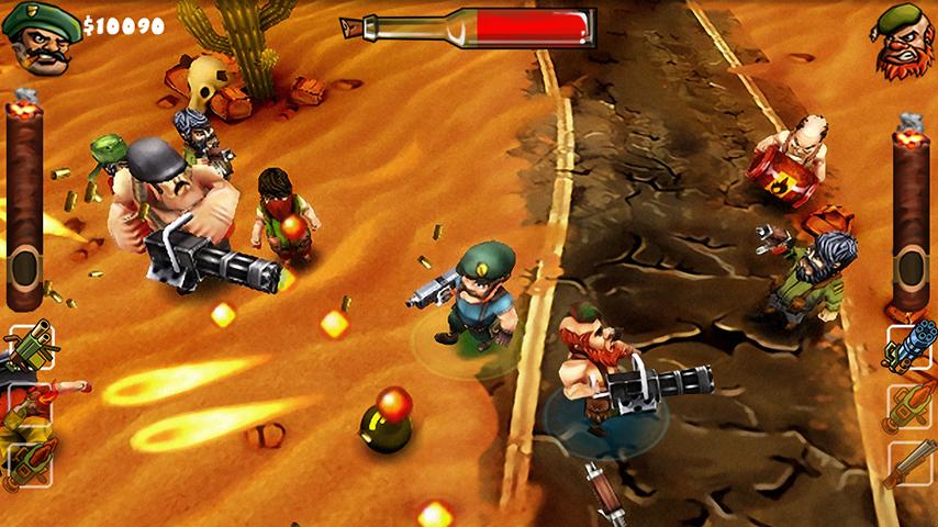 Download Game Guerrilla Bob for PC