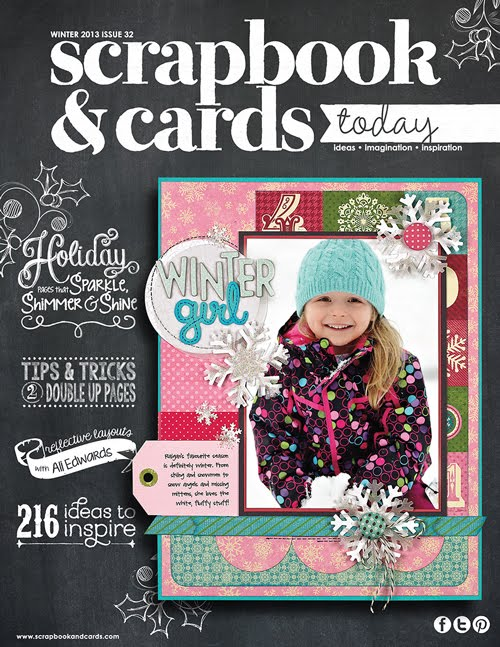 Scrapbook & Cards  Winter 2013