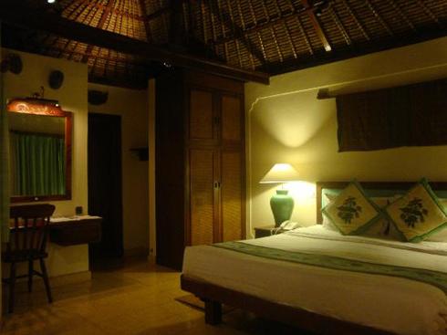 Poppies Bali Hotel Bedroom