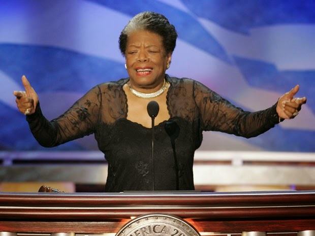 Writer and poet Maya Angelou dies at 86
