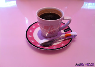 Barbie coffee