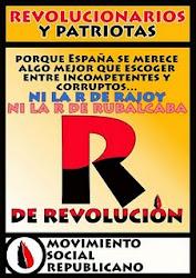 REVOLUCIÓN SOCIALY NACIONAL.