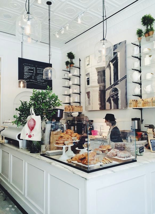 10 aesthetically pleasing coffee shops in nyc for Interior design fees nyc