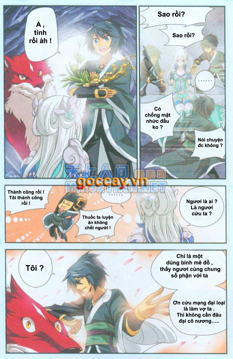 Đấu Phá Thương Khung chap 27 page 10 - IZTruyenTranh.com