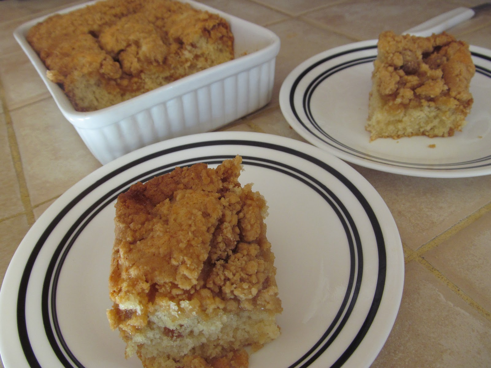 Bisquik Apple Coffee Cake Recipe