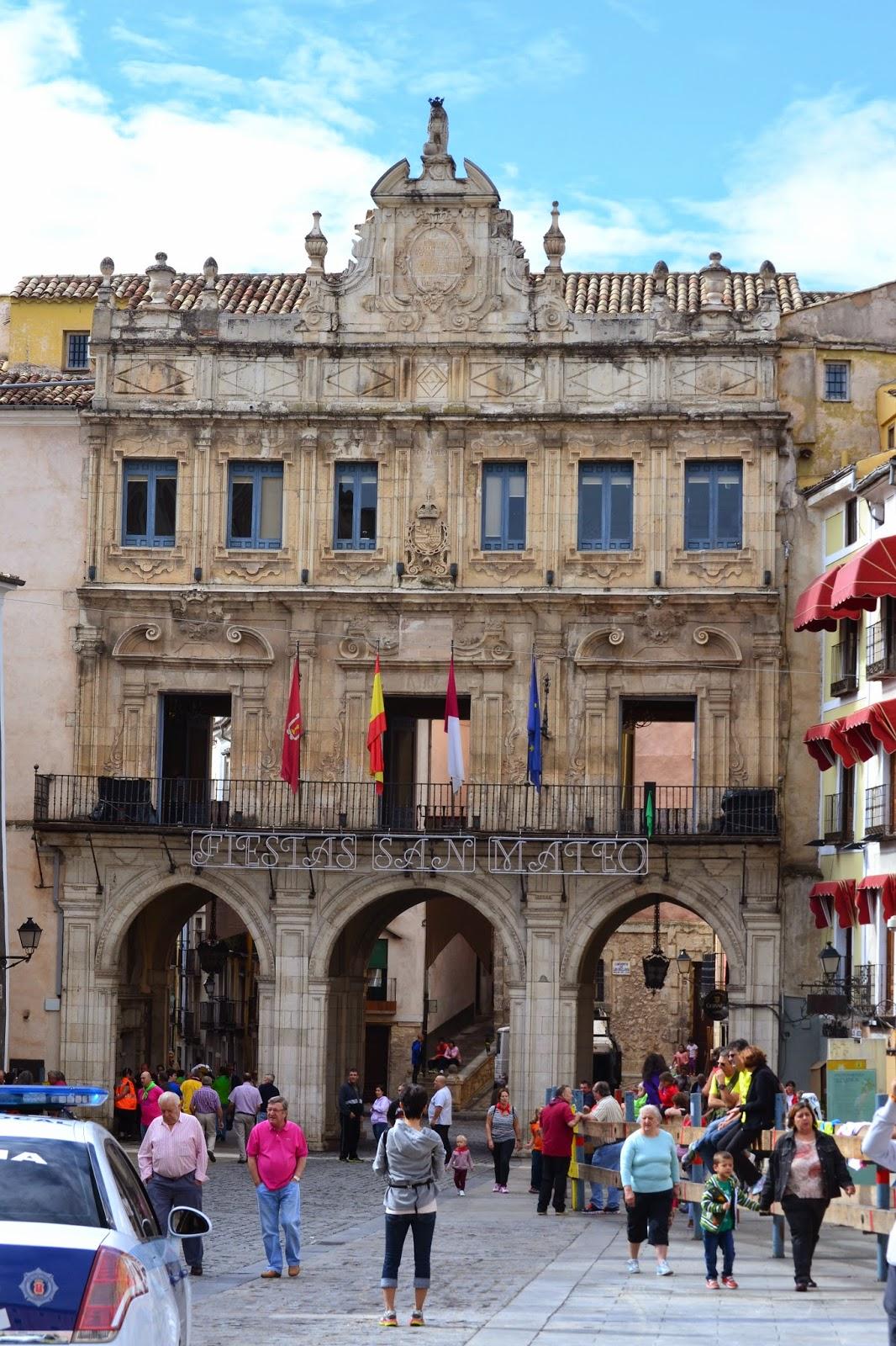 Ayuntamiento, Cuenca, Tu Maleta.