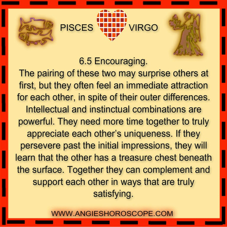 Pisces Woman And Virgo Woman Compatibility