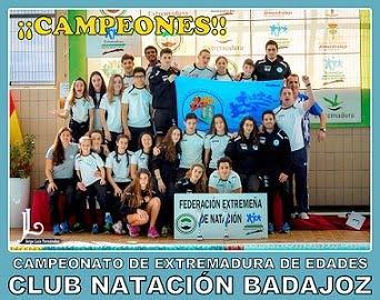 Campeonato de Extremadura de Edades 2016.