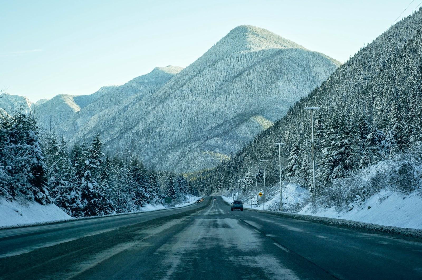 Зимняя Канада
