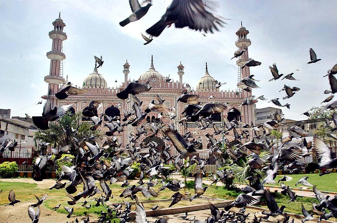 Aram Bagh Mosque Karachi Wallpapers