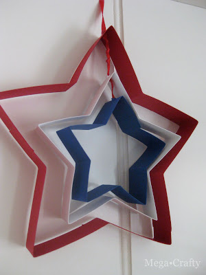 fourth of july decorations to make. (Turns out you can even make