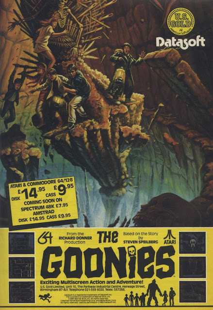 goonies the game