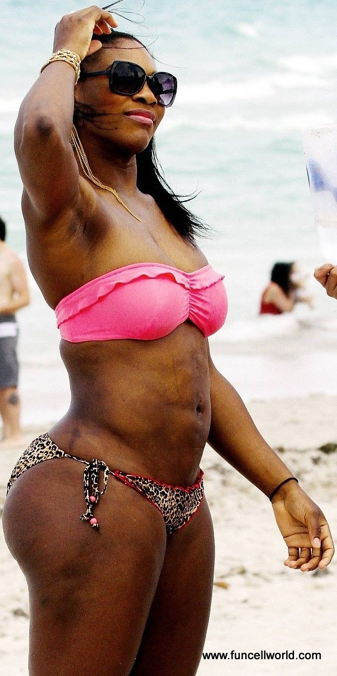 Opinion Serena williams bikini think