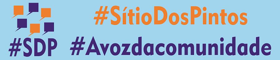 #SDP #SítioDosPintos #Avozdacomunidade