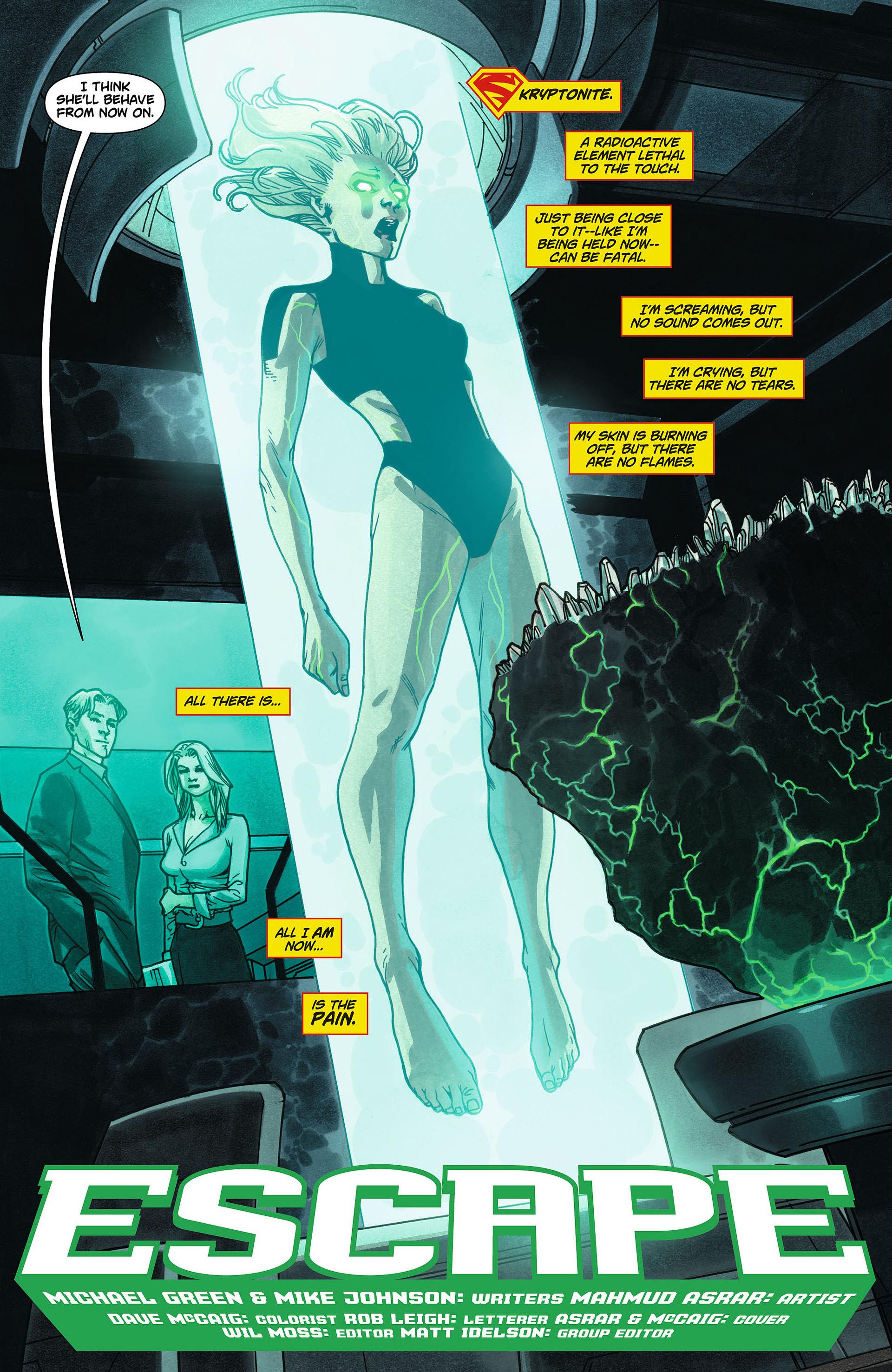 Supergirl (2011) Issue #4 #6 - English 3