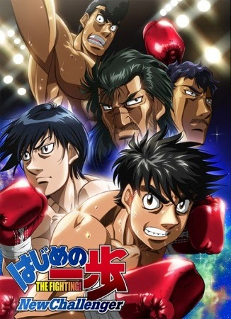 Hajime no Ippo: The Fighting! - New Challenger - Hajime no Ippo: The Fighting! - New Challenger