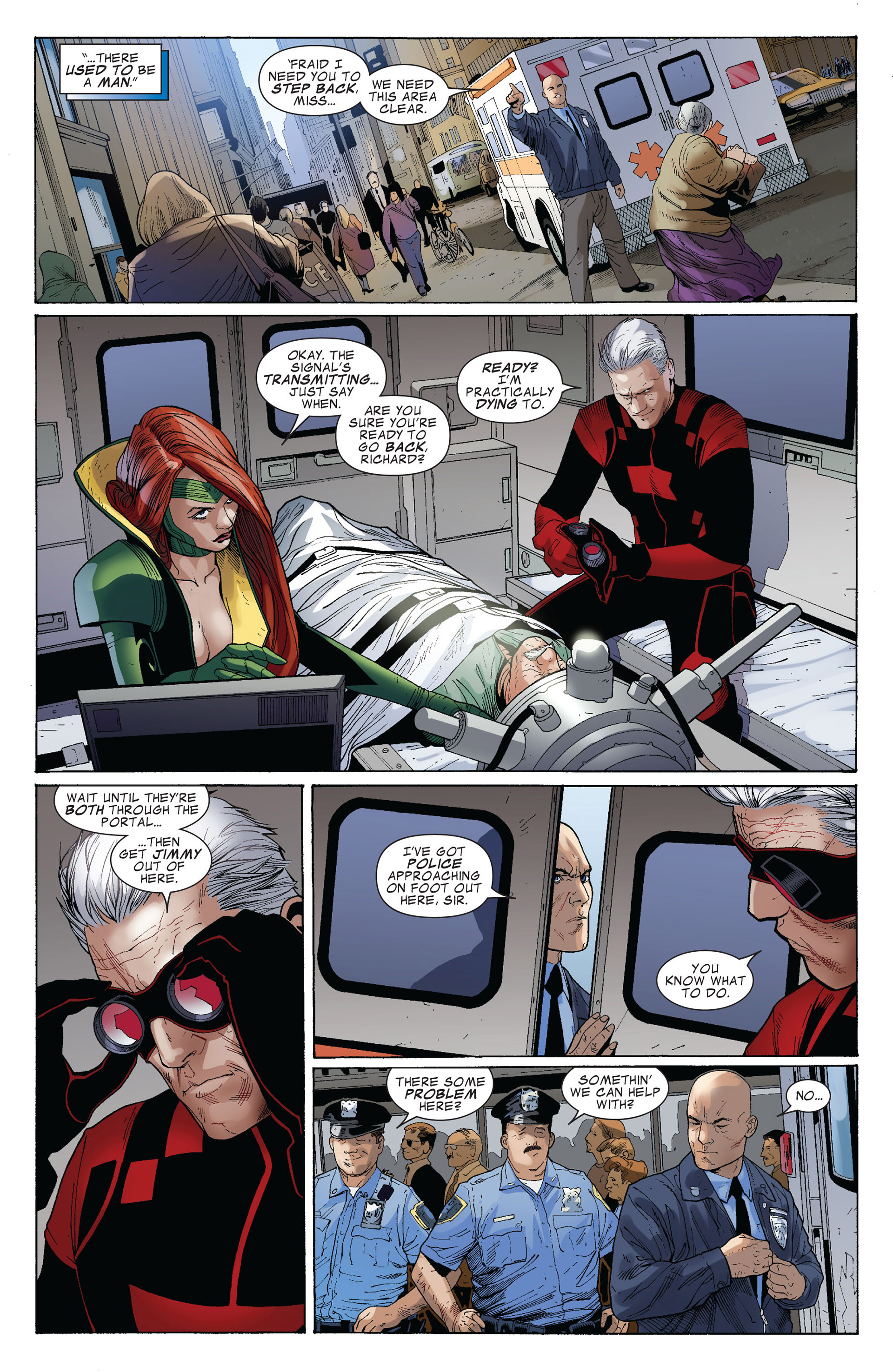 Captain America (2011) Issue #3 #3 - English 17