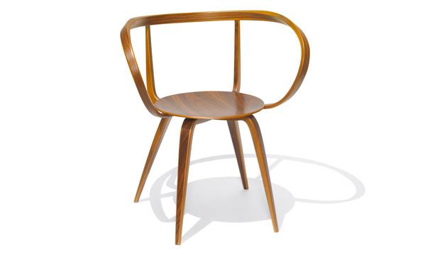 George Nelsonu0027s U201cPretzelu201d Chair, Ca. 1952