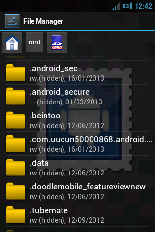 screenshot 1362165160256 ROM Review: CM 7.2 Democracy Final for Samsung Galaxy Ace