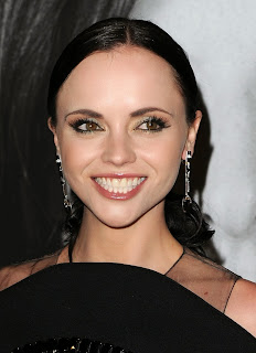 Picture of Actress Christina Ricci who battled with anorexia
